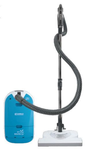 Kenmore Canister Vacuum Cleaner, Aqua | KenmoreConnect