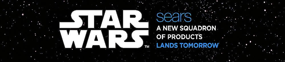 New Star Wars products launching tomorrow