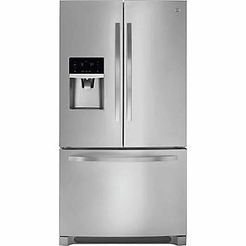 kenmore 51133. active finish™ stainless steel is a feature found on kenmore refrigerators and built to handle the daily grind of kitchen. unlike traditional 51133