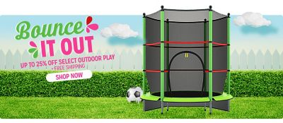 kmart.com - Upto 25% OFF on Select Outdoor Play items