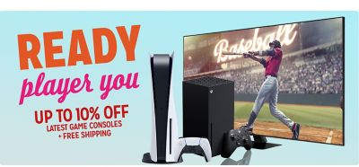 kmart.com - Up to 10% off + Free Shipping on Latest Game Consoles